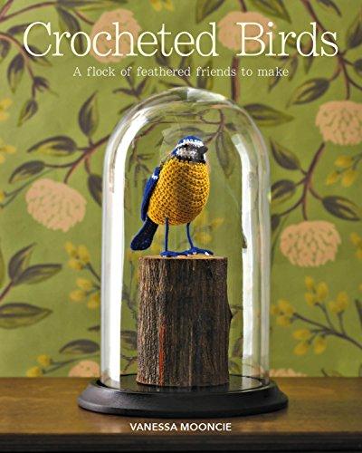 Crocheted Birds por Vanessa Mooncie