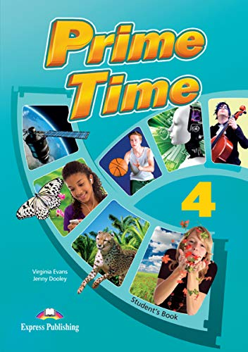 Prime Time 4 Student's Book (with iebook) (Internacional)