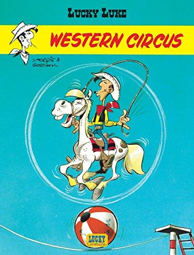 Lucky Luke, tome 5 : Western Circus par Morris