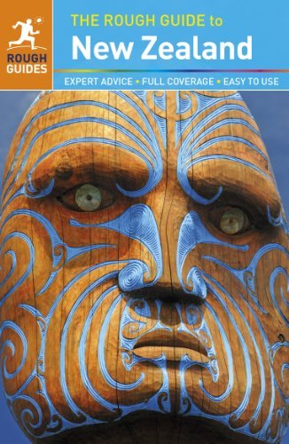 The Rough Guide to New Zealand by Paul Whitfield (2012-09-03)