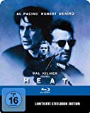 Heat - Steelbook [Blu-ray] [Limited Edition]