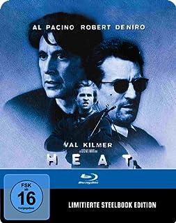 Heat - Steelbook [Blu-ray] [Limited Edition]