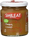 Smileat Tarrito de Manzana y Naranja Ecológica - 230 gr