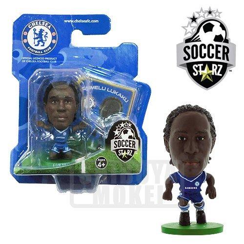 SoccerStarz Chelsea FC Romelu Lukaku Home Kit -