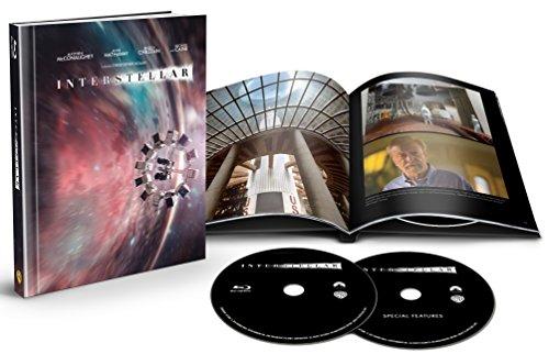 Bild von Interstellar (Limited 2-Disc Digibook Edition) [Blu-ray] [2015] [Region Free]