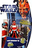 Clone Commander Fox in Phase II Armor CW18 - Star Wars The Clone Wars von Hasbro