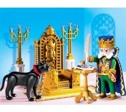 Preisvergleich Produktbild PLAYMOBIL® 4256 - König mit Thron