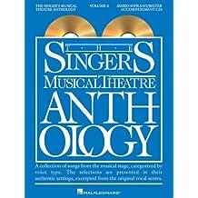 Singer's Musical Theatre Anthology - Volume 4 (Singer's Musical Theatre Anthology (Accompaniment))