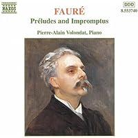 Faure: Preludes, Op. 103 / Impromptus