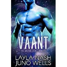 Vaant (The Galaxos Crew Book 1) (English Edition)