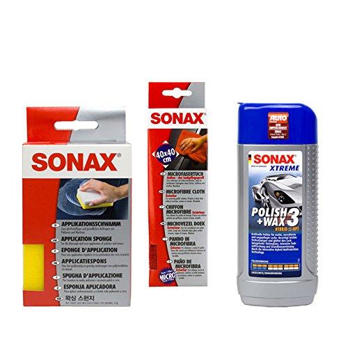 Sonax Große Flüssigkeitsaufnahme