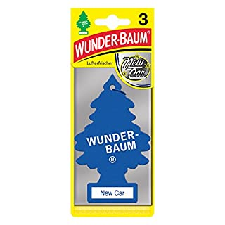 Wunderbaum 171214 New Car, 3-er Pack