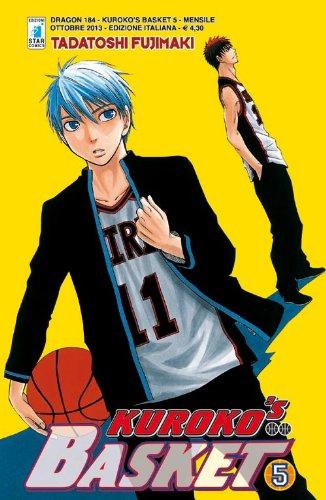 Kuroko's basket: 5