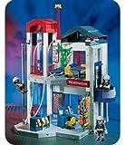 PLAYMOBIL® 3885 - Feuerwehr - Station mit Schlauchturm
