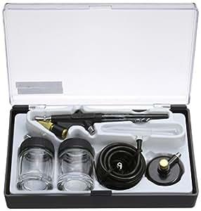 Silverline 380158 Hobby Airbrush  Kit 6-Piece Set