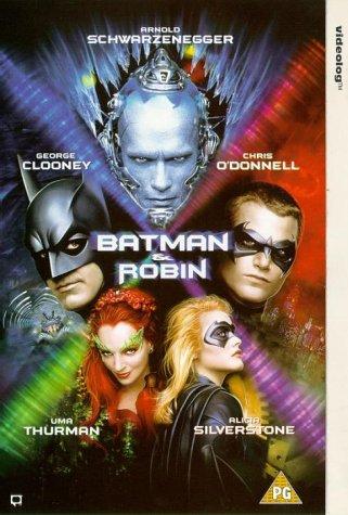 SH123 Batman And Robin [VHS] [1997]