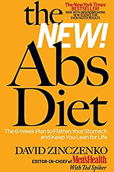 The New Abs Diet:The 6-Week Plan to Flatten Your Stomach and Keep You Lean for Life par [Zinczenko, David, Spiker, Ted]