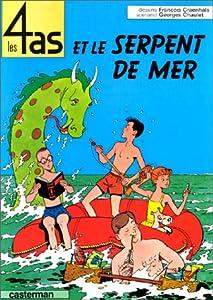 """Afficher """"Les 4 as et le serpent de mer"""""""