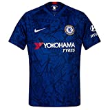 Nike Herren CFC M NK BRT STAD JSY SS HM Football T-Shirt, Rush Blue/White Full Sponsor, S