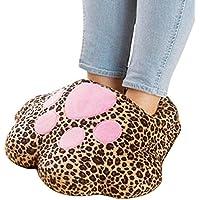 Rokoo Nette Catclaw Große Füße Warmen Schatz USB Fuß Winter Warmer Warme Plüsch Schuhe Neue preisvergleich bei billige-tabletten.eu