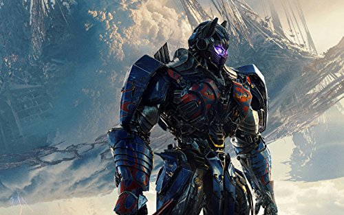 Optimus Prime Transformers The Last Knight ON FINE ART PAPER HD QUALITY WALLPAPER POSTER  available at amazon for Rs.180