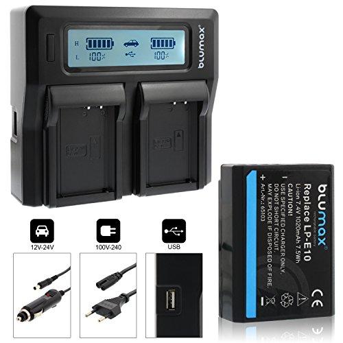 blumax-akku-lp-e10-1020mah-doppelladegerat-lp-e10-dual-charger-passend-zu-canon-eos-1100d-1200d-1300