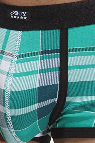 OBOY U80 Sprinterpants grün/weiss