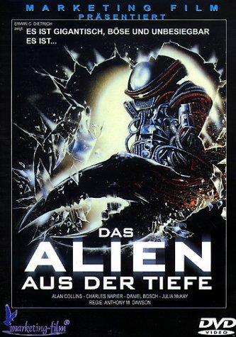 Preisvergleich Produktbild Das Alien aus der Tiefe