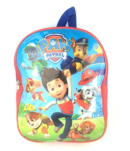 official-boys-paw-patrol-ryder-and-pups-nickelodeon-nursery-school-junior-backpack-bag-new