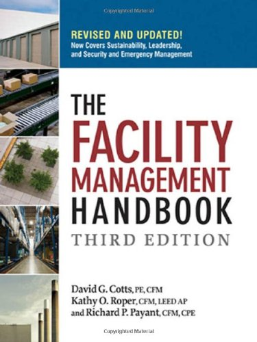 Facilities Management Handbook Pdf