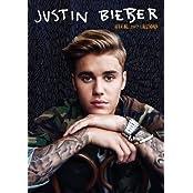 Justin Bieber Official 2017 A3 Calendar