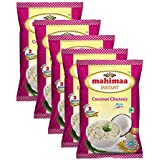 Mahimaa Instant Coconut Chutney Mix, Size- 50G, Pack Of 5