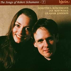 The Songs of Robert Schumann, Vol. 7