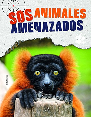 Sos Animales Amenazados (Eco-Libros) por Nuria Penalva Comendador