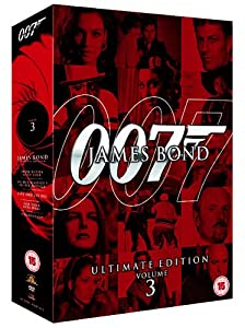 James Bond: Ultimate Collection - Volume 3 [DVD]