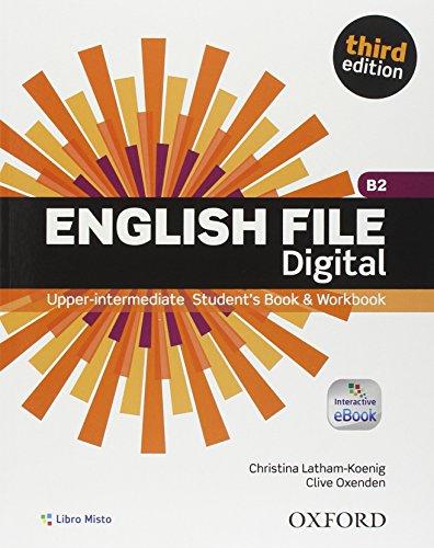 english-file-digital-3rd-edition-upper-intermediate-entry-checker-versione-cartacea-sbwb-versione-ca