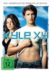 Kyle XY - Die zweite Staffel, Folge 1-13 (4 DVDs)