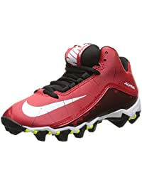 new product 1b7a8 620c4 Nike Alpha Shark Boy 2 3 4 Football Taquet noir   anthracite   Taille  blanche