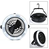 Best Camping Fans - [new Version]2in1 Fan and Camping Lantern - ODOLAND Review