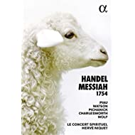 Handel: Messiah, HWV 56 (1754)