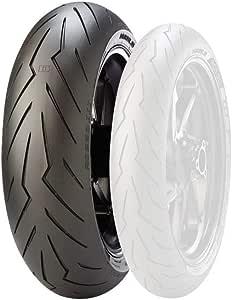 Pirelli 240 45 Zr17 82w Diablo Rosso Iii Rear M C Motorradreifen Auto