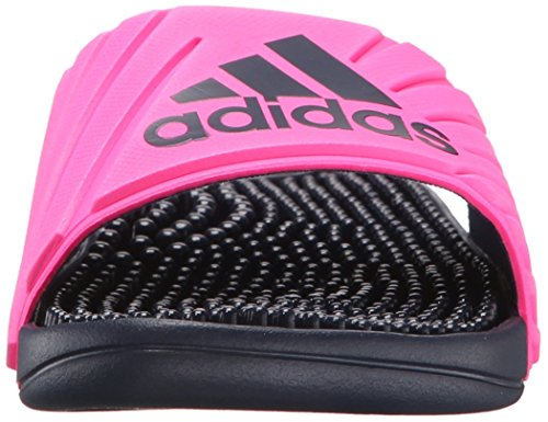 Adidas Performance Voloossage W Athletic Sandal Collegiate Navy/Shock Pink/Collegiate Navy