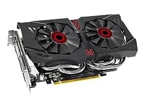 Asus GeForce GTX 960 STRIX OC Scheda grafica 4GB