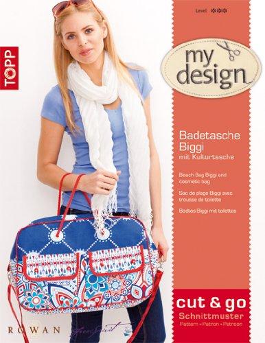 """my design \""""Badetasche Biggi\"""": mit Kulturtasche"""