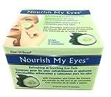 Fran Wilson® Nourish My Eyes Augenpads Grüner Tee 36 Stück
