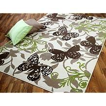 suchergebnis auf f r teppich gr n braun. Black Bedroom Furniture Sets. Home Design Ideas