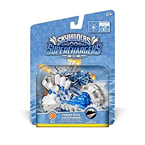 Skylanders SuperChargers: Fahrzeug – Gold Rusher Blue