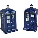 Half Moon Bay Doctor Who Salz- und Pfefferstreuer Tardis