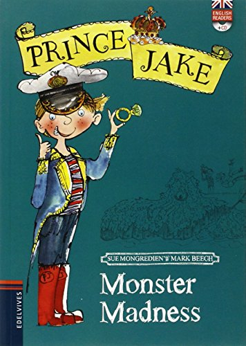 Monster Madness (Prince Jake) por Sue Mongredien