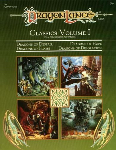 Dragonlance Classics by Tracy Hickman (December 19,1990)
